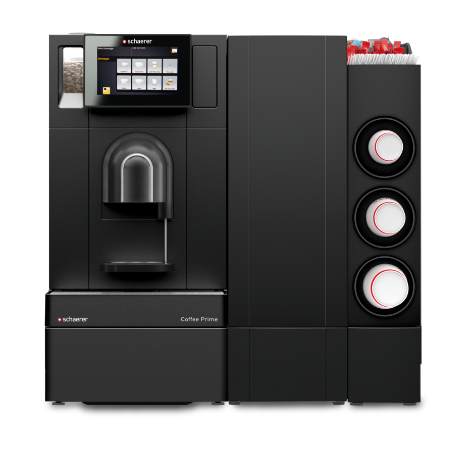 Goede Schaerer Prime Coffee Machine BV-51