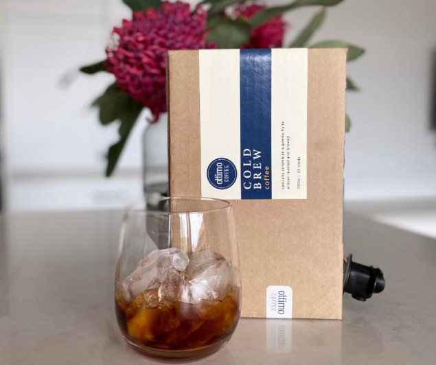 Ottimo Cold Brew Coffee 1.5 Litre Cask