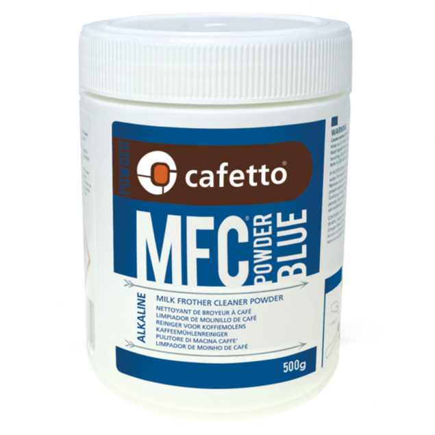 Cafetto Milk Frother Cleaner Powder MFC Blue 500g