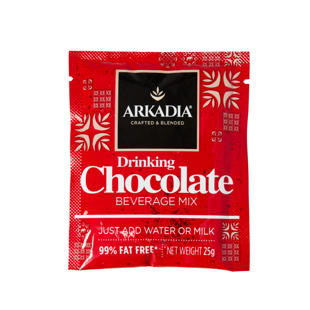 Drinking Chocolate Single Serve Sachets 100