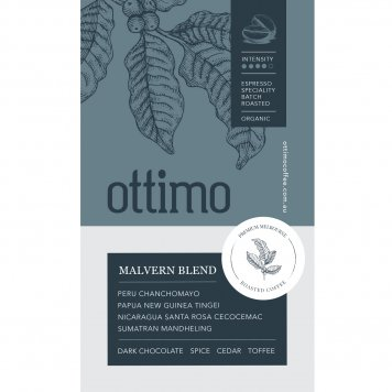Ottimo Coffee The Malvern Blend