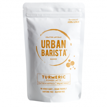 Urban Barista Turmeric Power Latte
