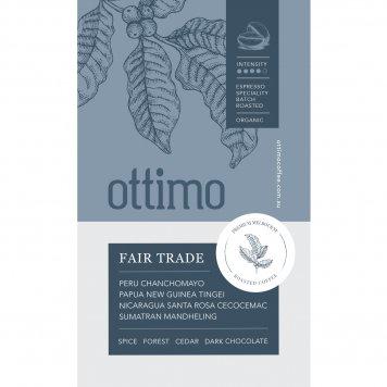 Ottimo Coffee Fairtrade Organic Coffee