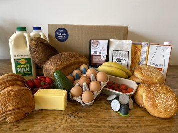 3. The Ideal Daily Starter Box - SuperValue. Melbourne Metro