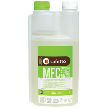 Cafetto Daily Milk Frother Cleaner MFC® Green