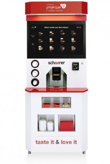 Schaerer Premium Coffee Corner