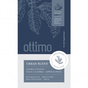 Ottimo Coffee Urban Blend
