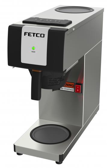 Fetco Pourover Coffee Brewer , No Hotplates CBS-2121P