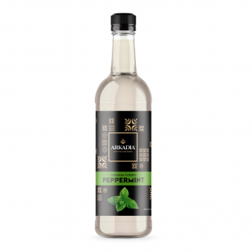Arkadia Peppermint Syrup 750ml