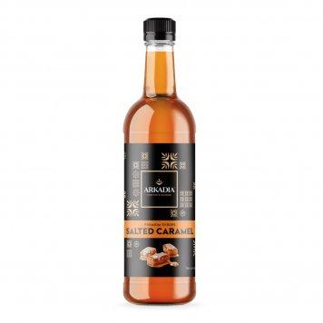 Arkadia Premium Salted Caramel Syrup 750ml