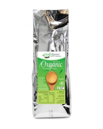 GreenSpoon Organic Panela Sugar 1kg