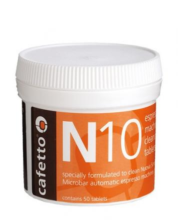 Cafetto N10 Cleaning Tablets
